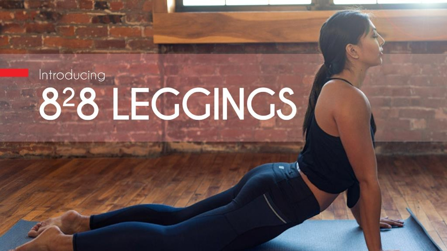The world's first bacteria-fighting, odor-killing, sweat-proof legging designed to last you from dawn to dusk.