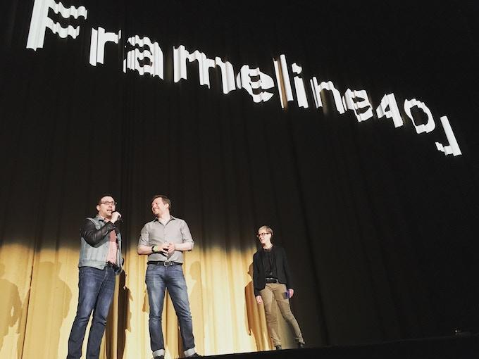 Frameline Film Festival, San Francisco, CA, 2016