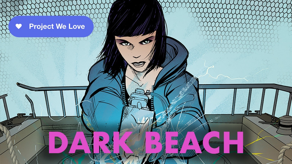 Dark Beach #1-3 project video thumbnail