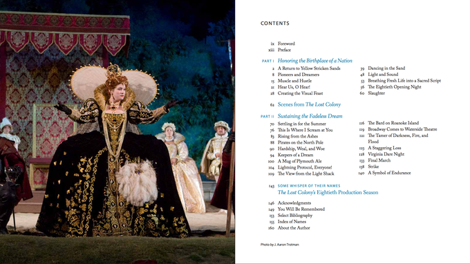 The Contents Page