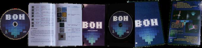 original BOH package