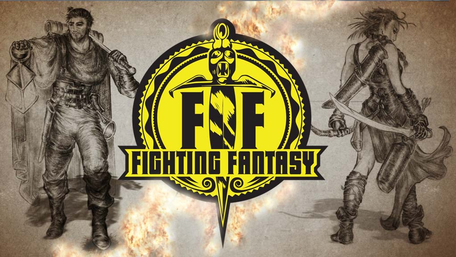 An officially-licensed, full-cast, audio drama series, based on the classic Fighting Fantasy gamebook range.