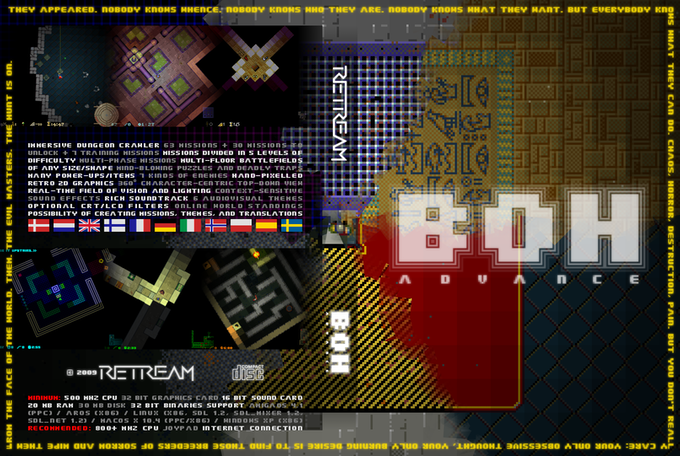 inlay artwork