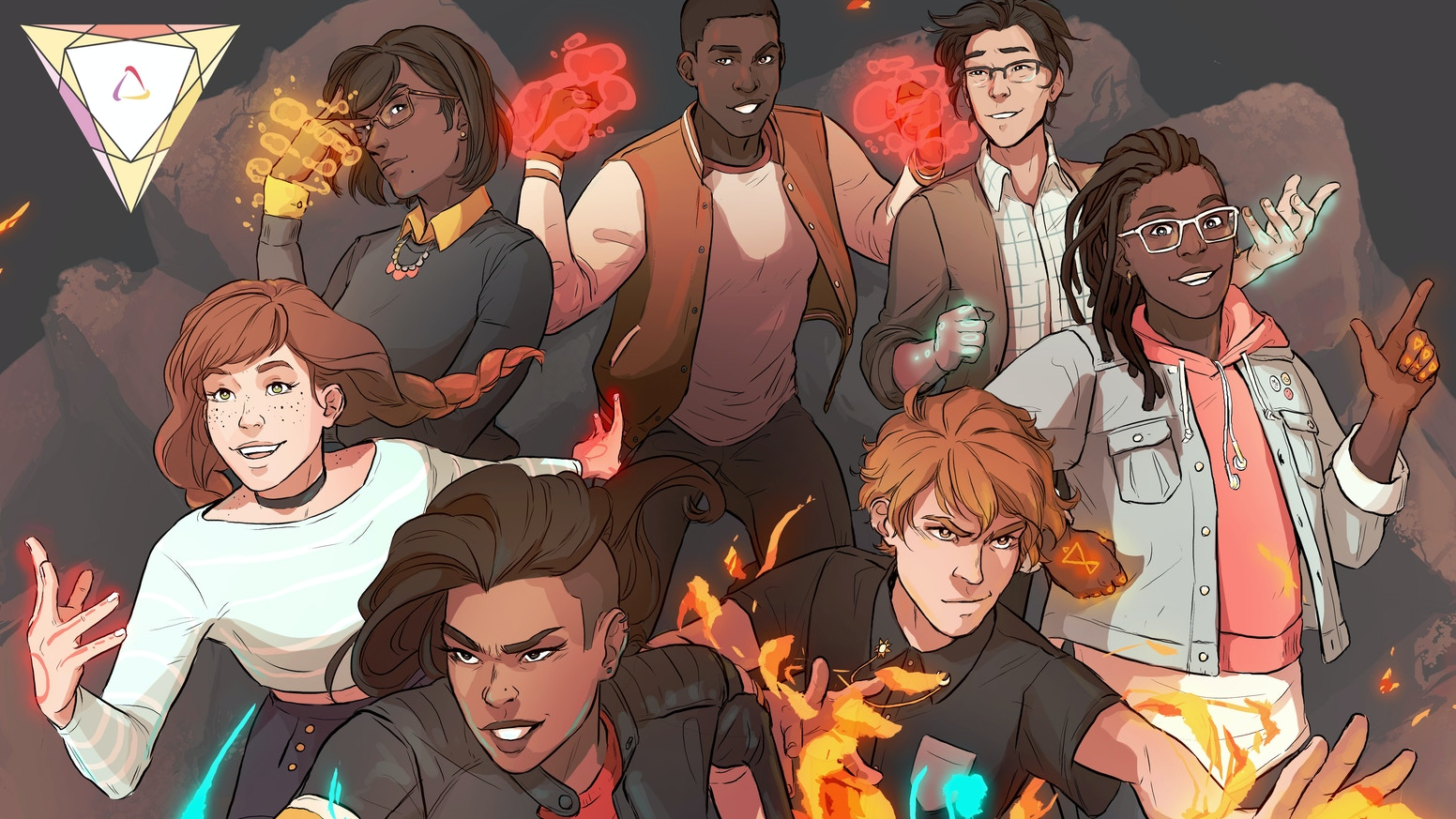 SEVENTH CIRCLE is an urban fantasy visual novel for PC and Mac from Rock Candy Games, created by Anne Camlin and Becca Farrow.
