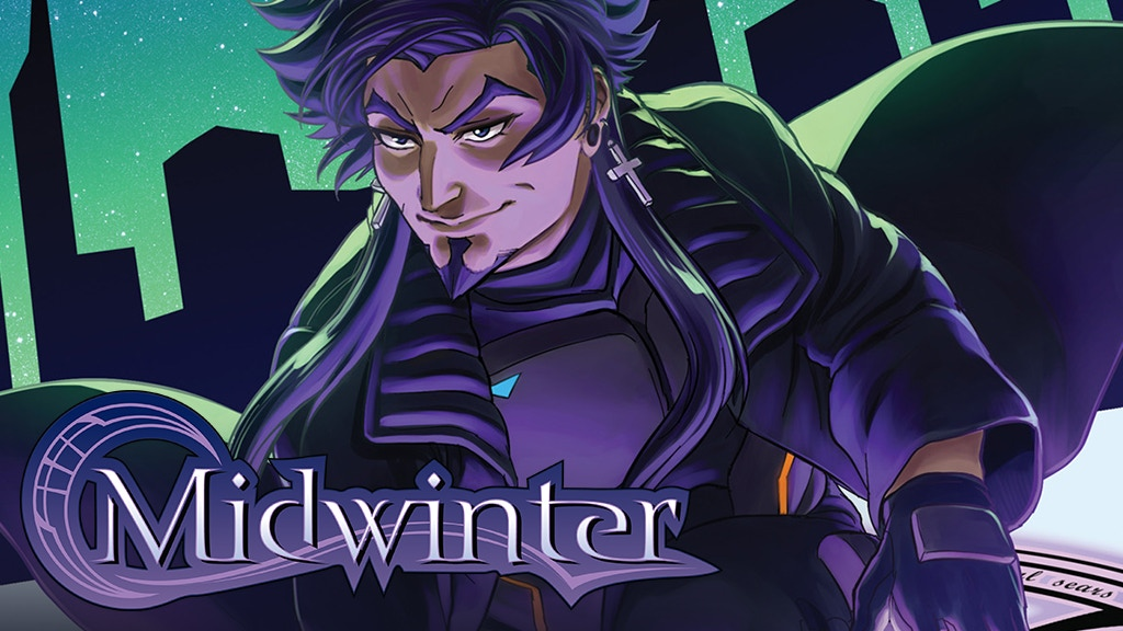 """""""Midwinter"""" Issue 7 project video thumbnail"""