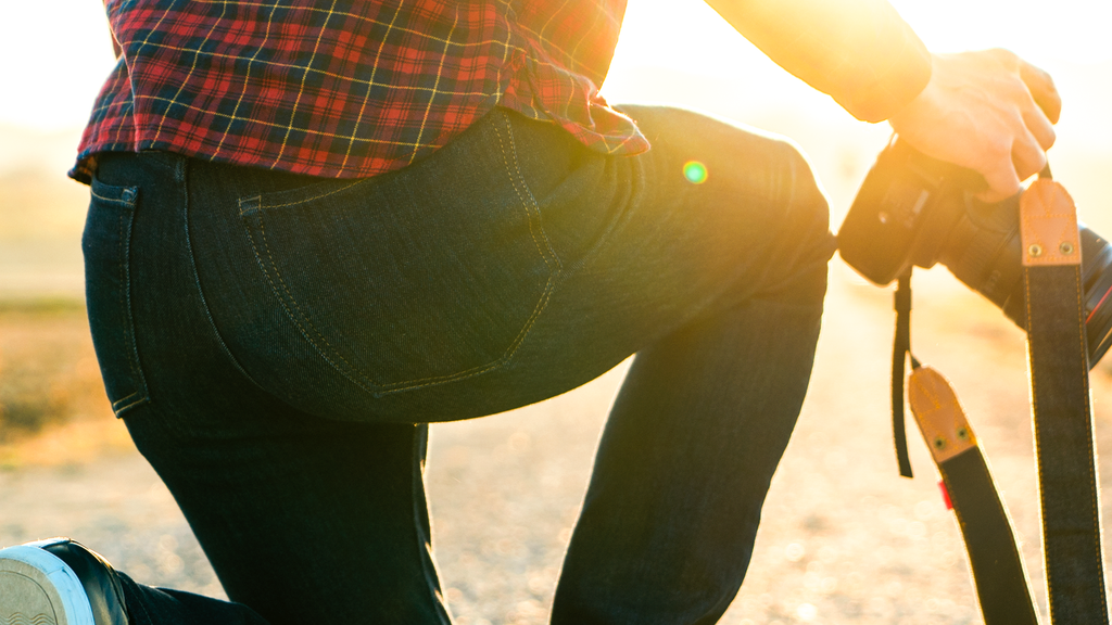 Flyte Denim: Technical jeans for the minimalist traveler project video thumbnail