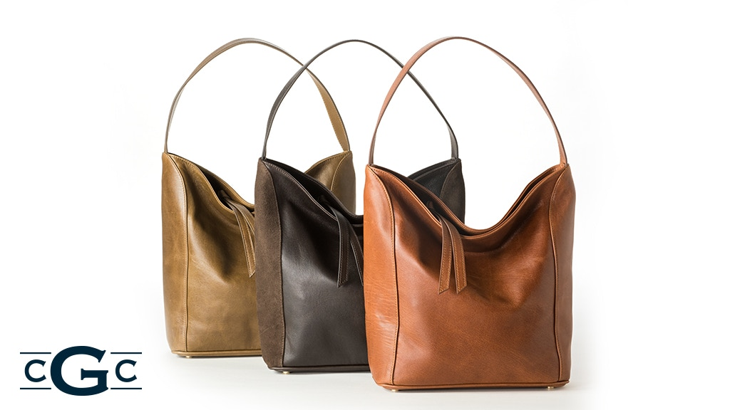 CGC : Luxury Leather Bags. Sustainably Made in the USA.