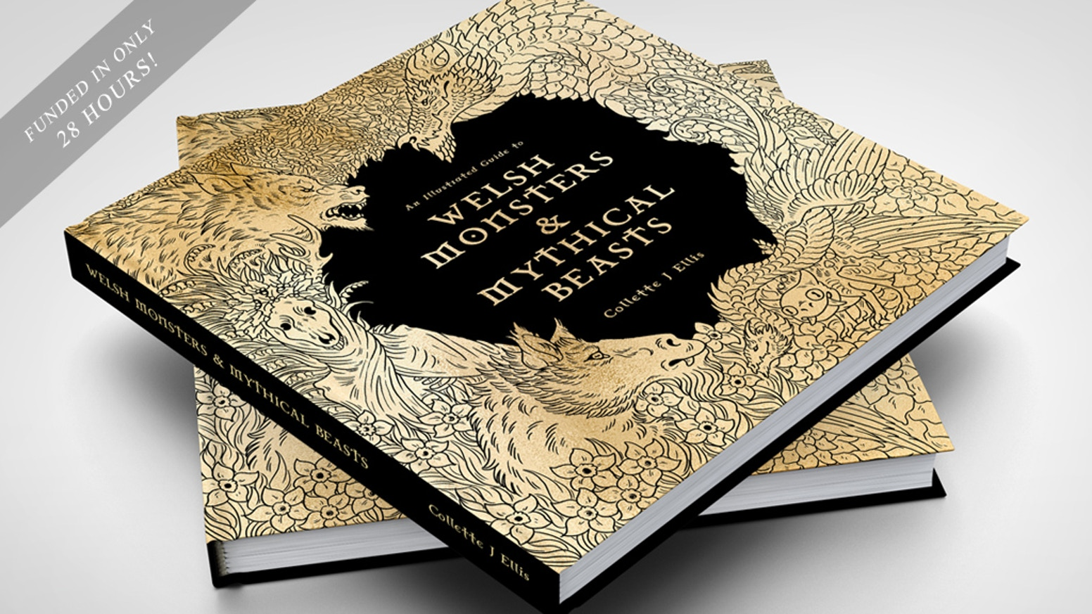 Enter A Realm Of Fantastic Beasts Legends With This Colourful Illustrated Compendium Exploring The Mythical