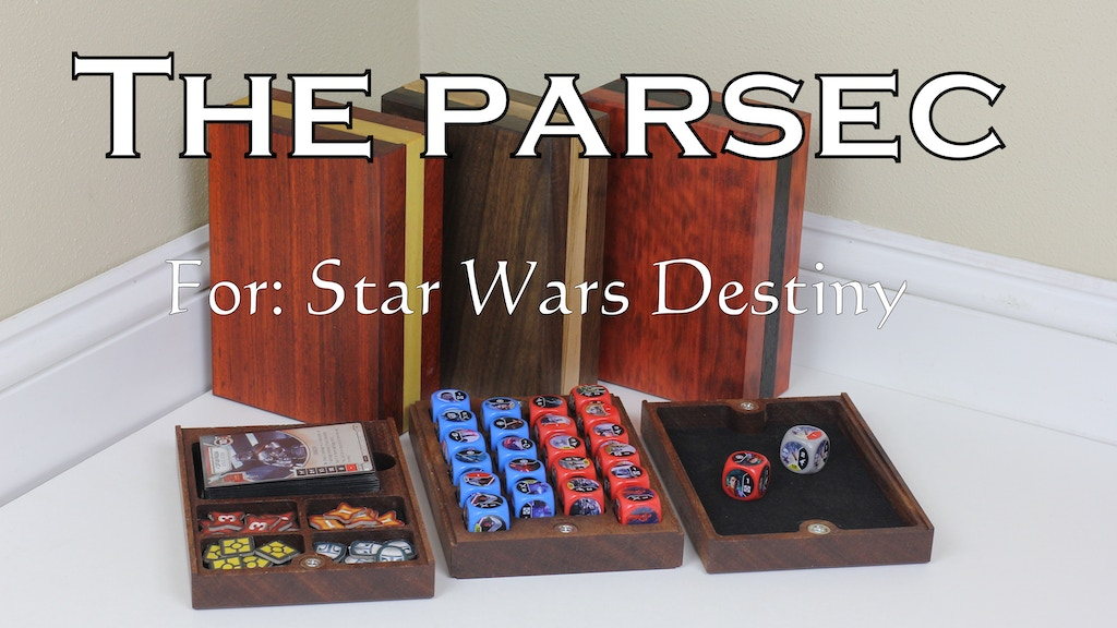 """The """"Parsec"""" for Star Wars Destiny - by Aaron Cain project video thumbnail"""
