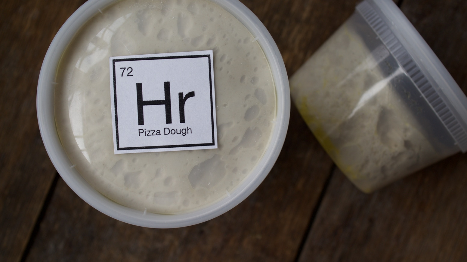 72-Hour Fermented Artisan Pizza Dough made with Organic products delivered to your doorstep!