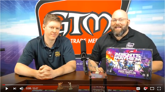 GTM Interview at PAX Unplugged