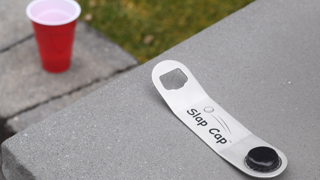 Slap Cap - Your Trick Shot Bottle Opener