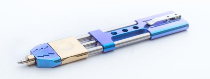 Titanium Blue Raspberry Edition