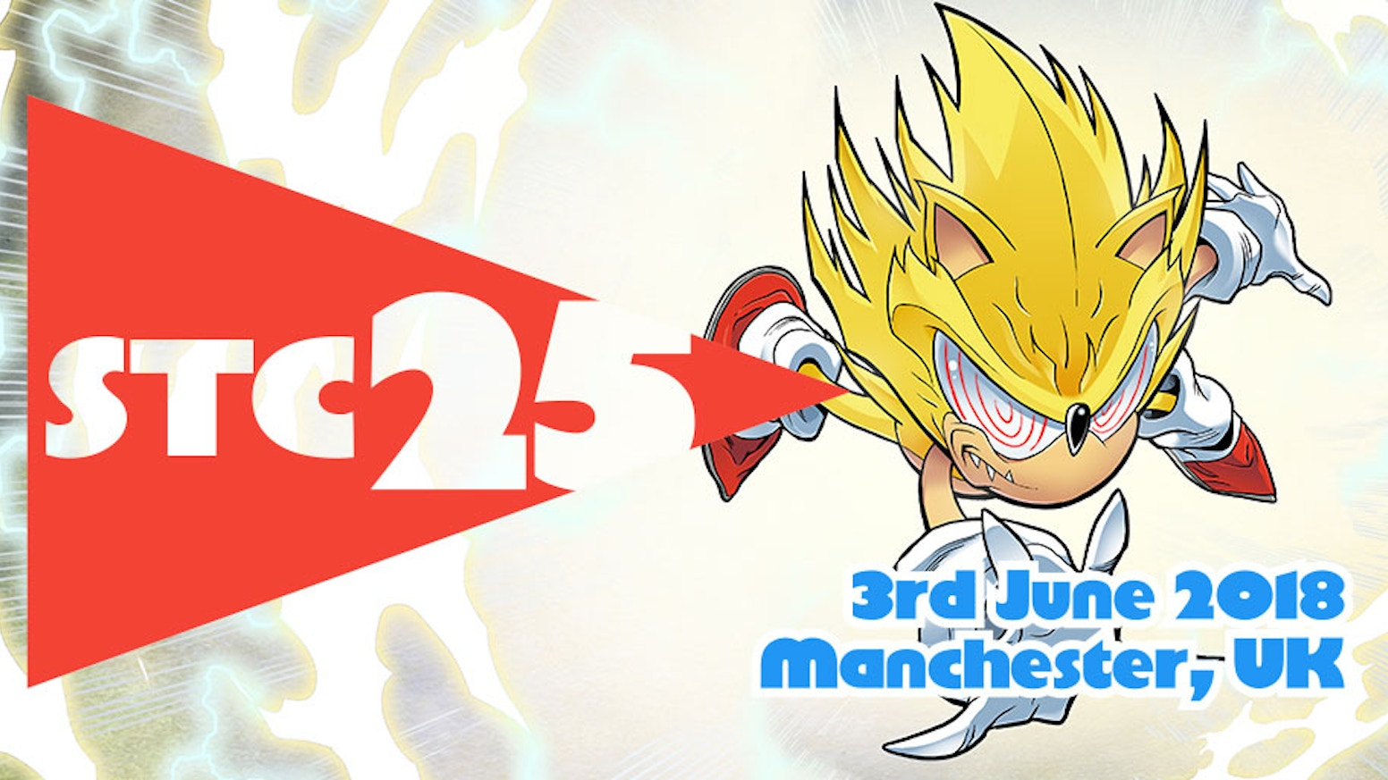 A day-long celebration of the UK's Sonic the Comic and its online continuation: Sonic the Comic Online.