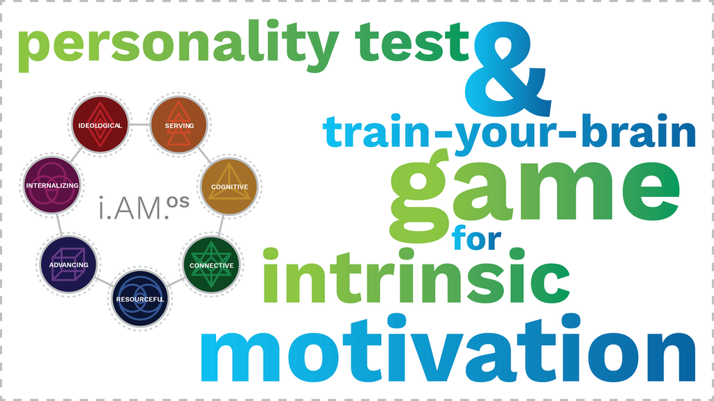 Train-Your-Brain Game for Intrinsic Motivation