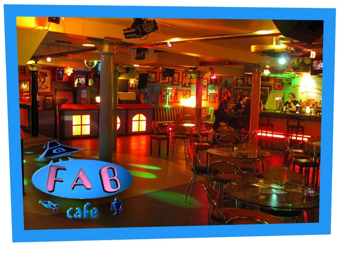 FAB Cafe Manchester