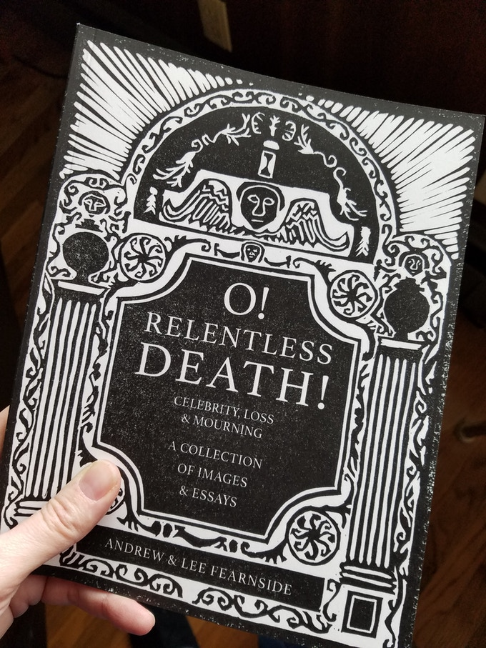 O Relentless Death book