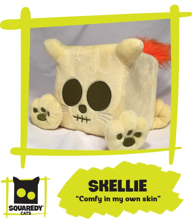 Skellie is now available!
