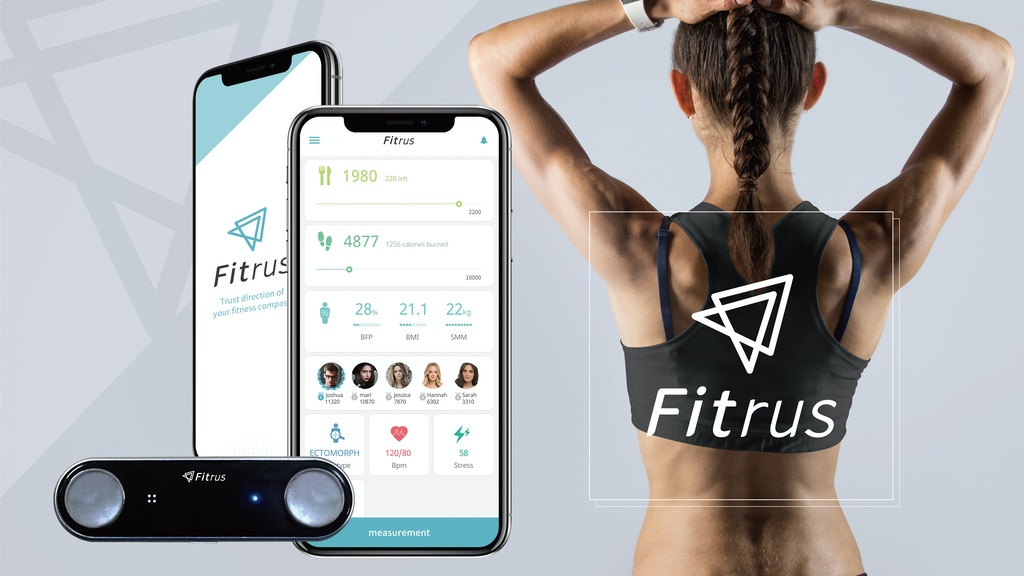 Fitrus Plus™ | Health Companion in your Pocket project video thumbnail