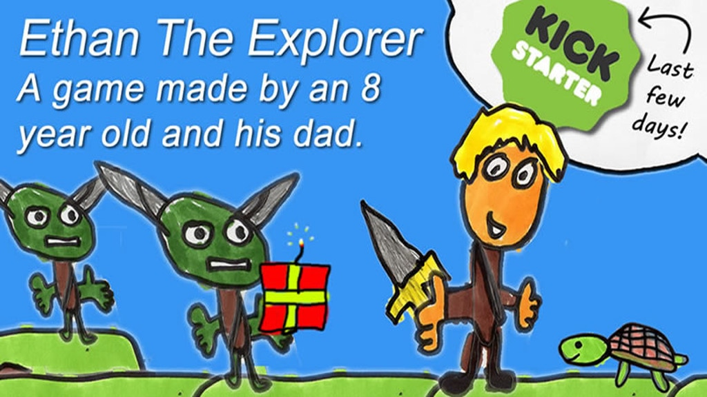 Ethan the Explorer: The Game project video thumbnail