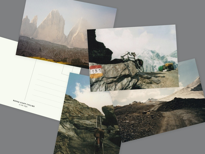 Some of the postcards we might send you