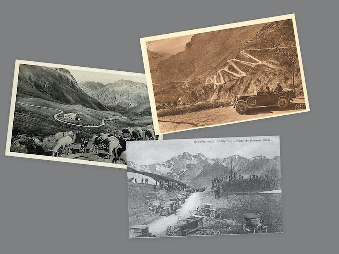Vintage postcards – someone has to buy them :-)