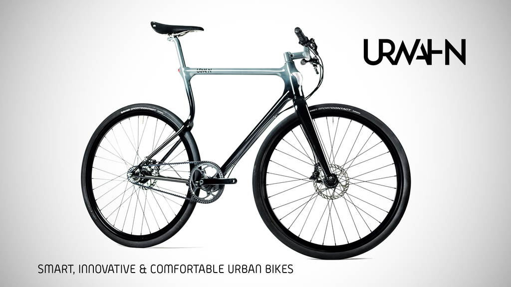 URWAHN - SMART, INNOVATIVE & COMFORTABLE URBAN BIKES
