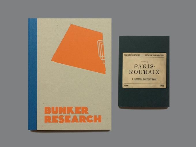 Bunker Research and The Men of Paris-Roubaix