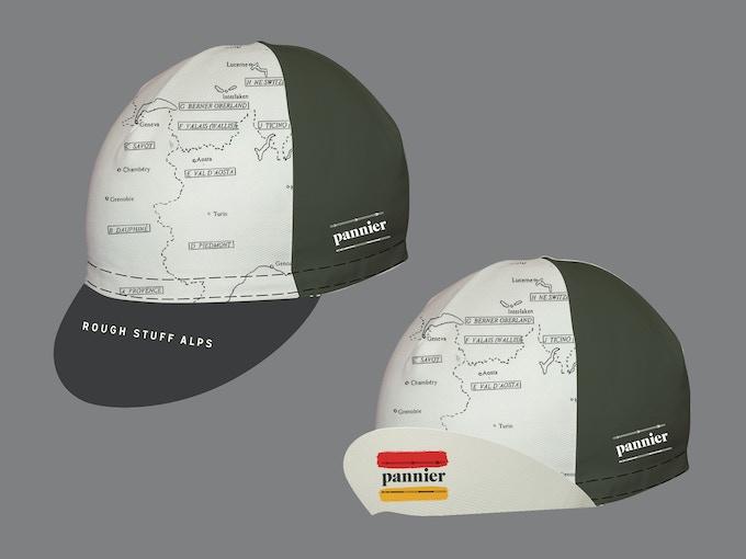Proposed cap design