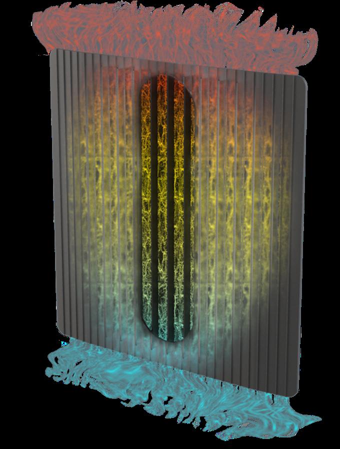 Natural Airflow illustration