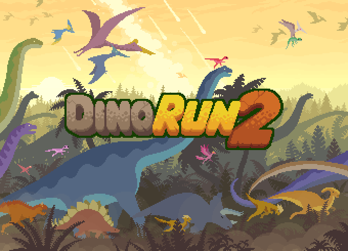 Pixeljam is making a sequel to its classic prehistoric racing game. To support the ongoing development and get some sweet dino loot in the process, click: