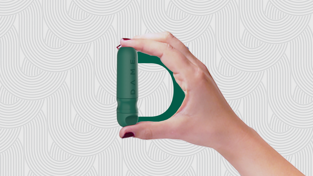 D. | The first reusable tampon applicator. project video thumbnail