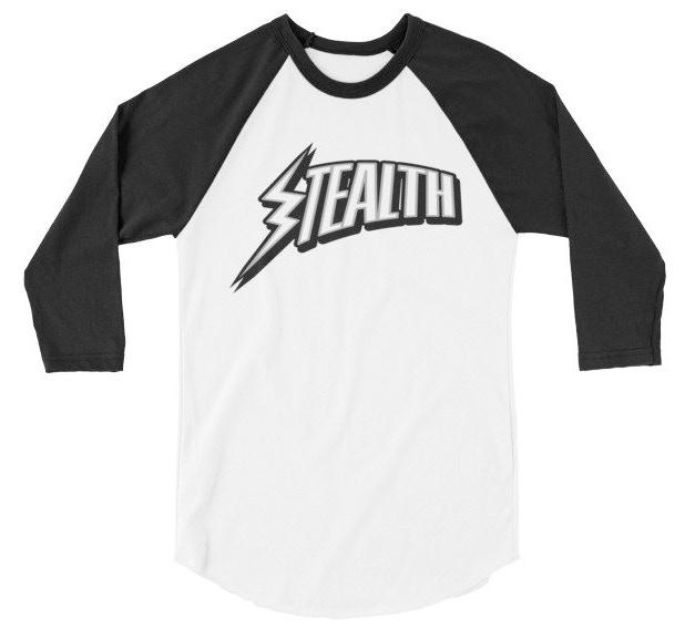 Stealth Baseball Shirt