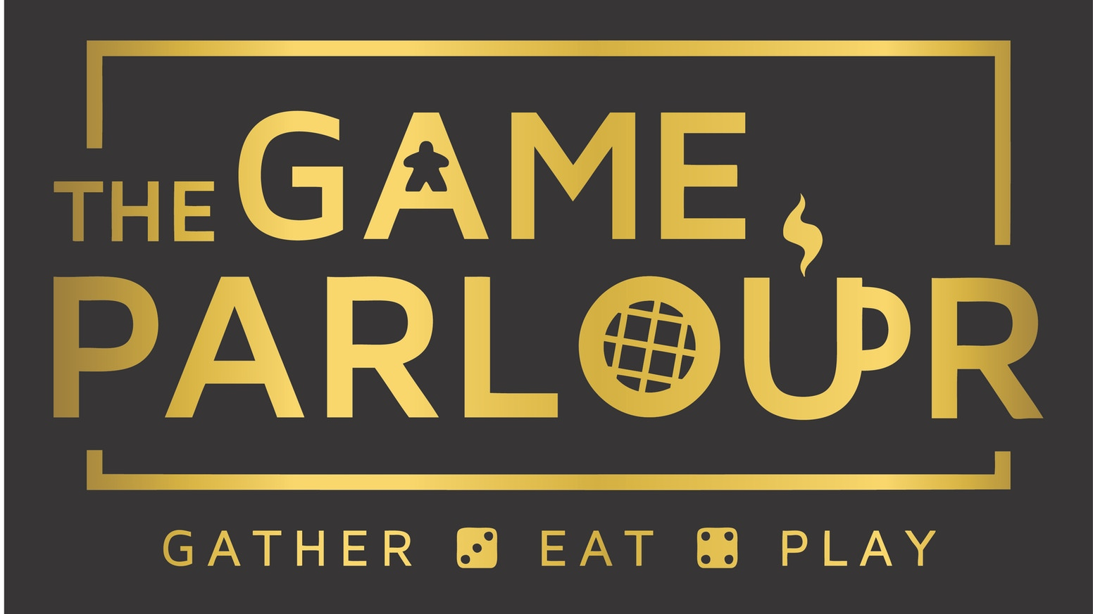 Welcome to The Game Parlour, a place for people of all ages to unplug and engage with each other over board games and food.