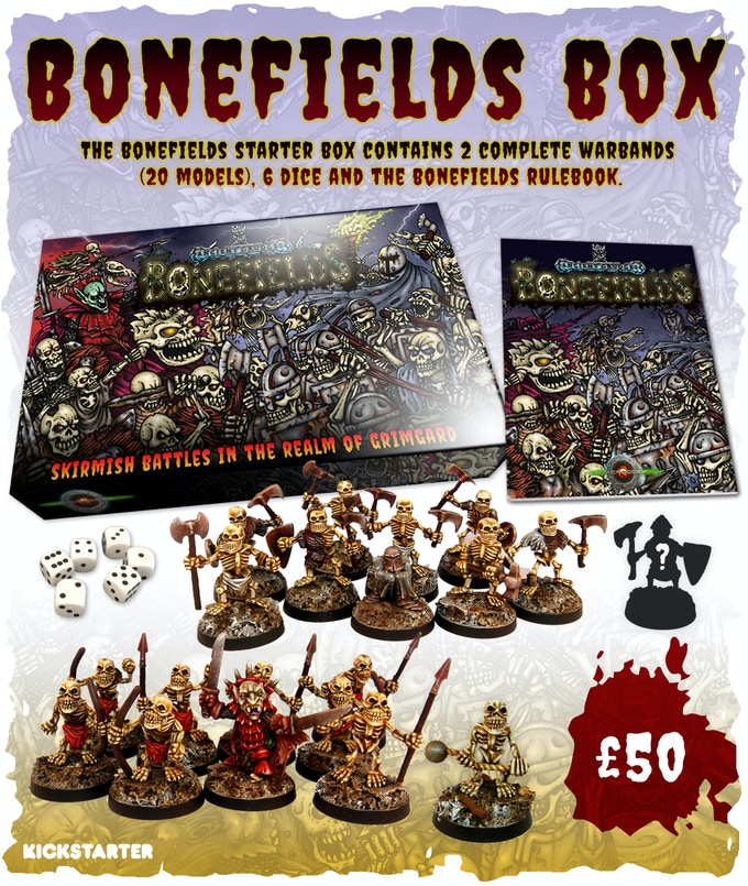 £50 Gamer Set Ancient Grudges