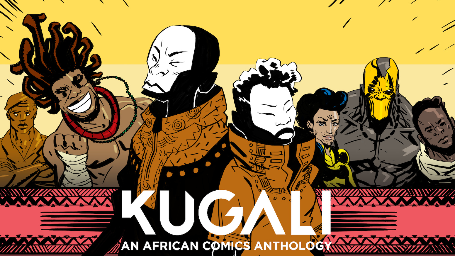 An anthology showcasing the best African stories.  These stories pay homage to the past, embrace the present and imagine the future.