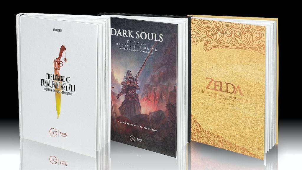 Third Editions: Your Ultimate Gaming Library - Season 2 miniatura de video del proyecto