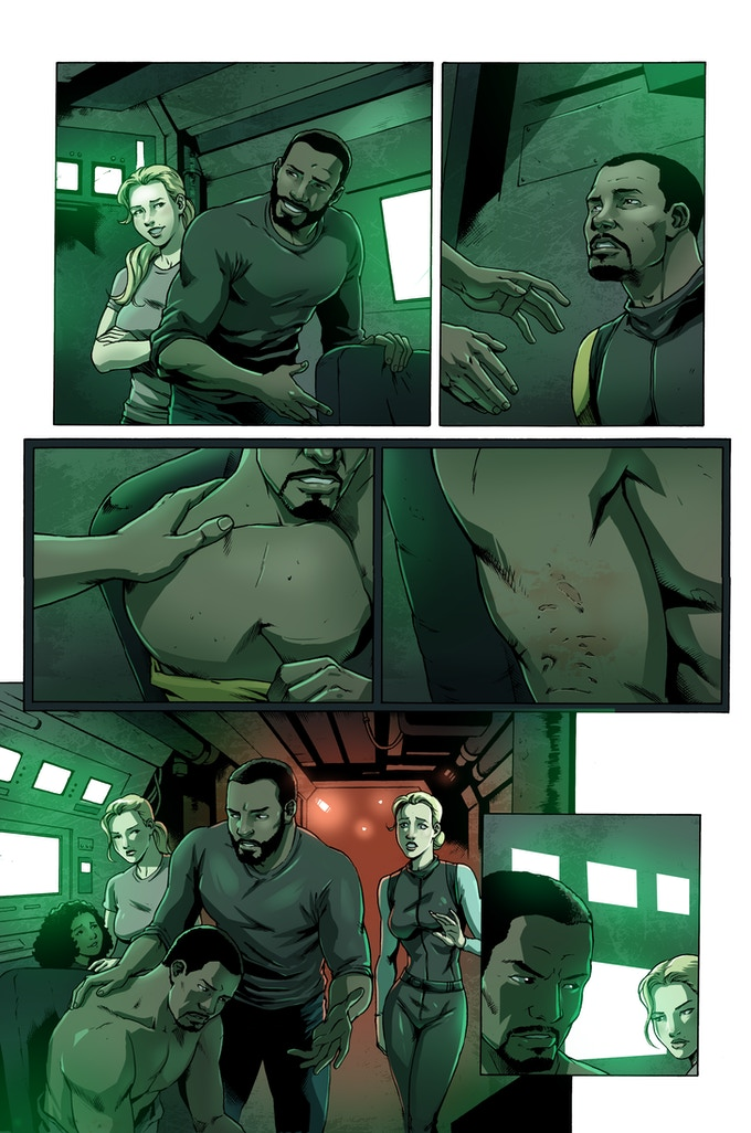 Issue #3, Pg 3
