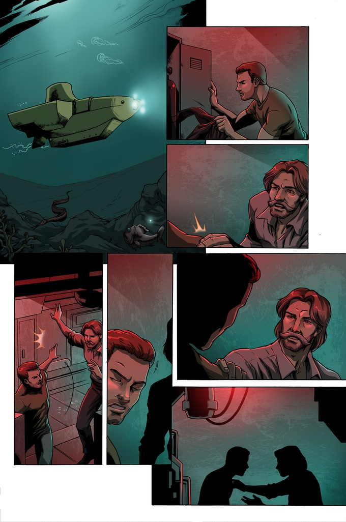 Issue #3, Pg 4