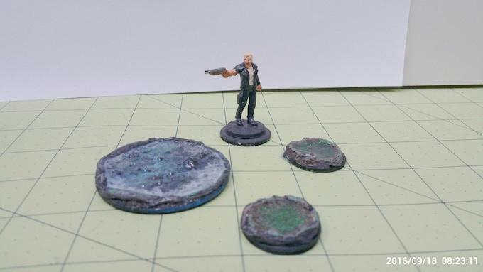 Scale example with Reaper Bones figure