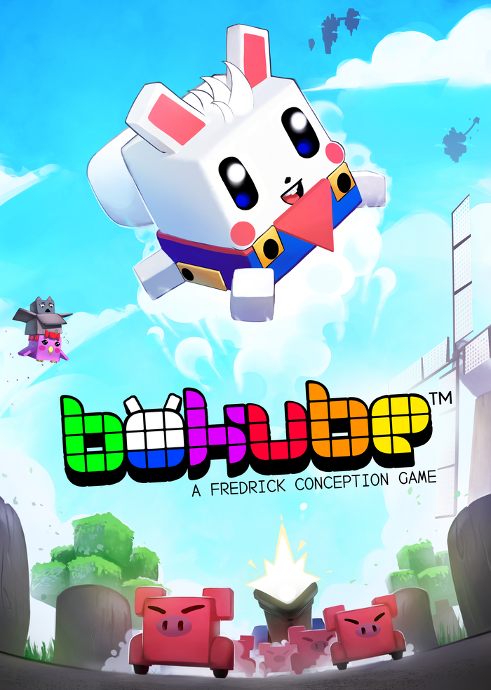 A nostalgic and comfy 3D puzzle game! Play as a bunny cube through 3D diorama-like puzzle levels filled with charm!