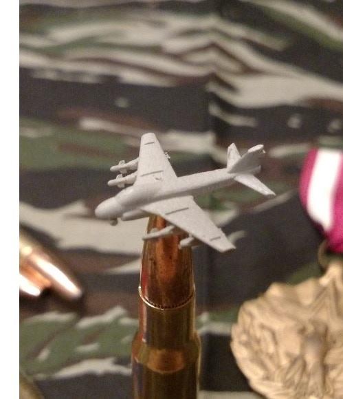 Production prototype sample A-6 Intruder