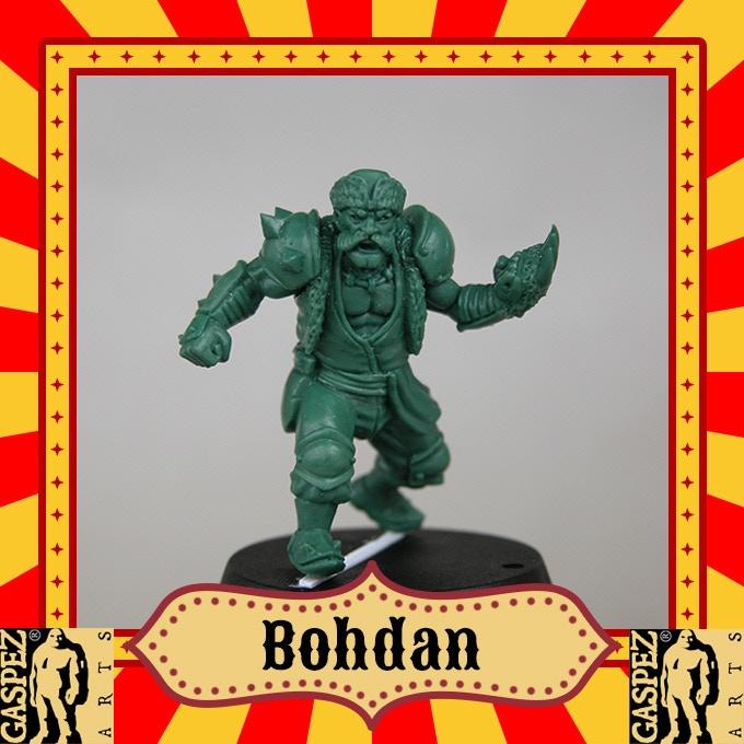 BLITZER 1: Bohdan