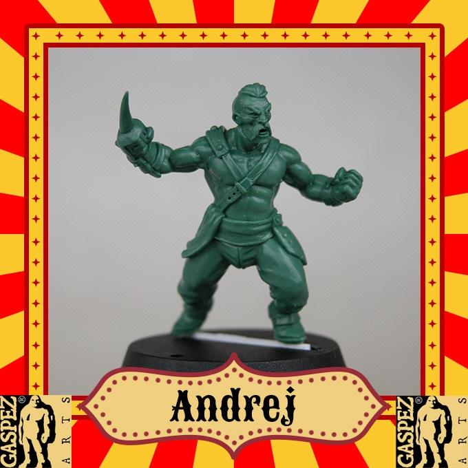 LINEMEN 2: Andrej