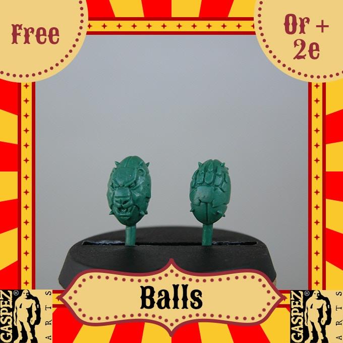 UNLOCKED: 2 Balls