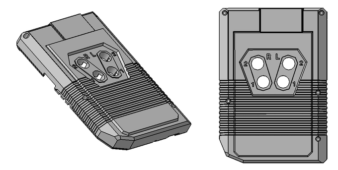 RetroStone - Ultimate RetroGaming Console by Pierre-Louis Boyer