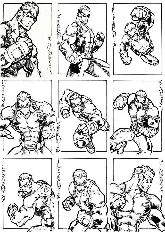 More Sketch Card Rewards Examples!