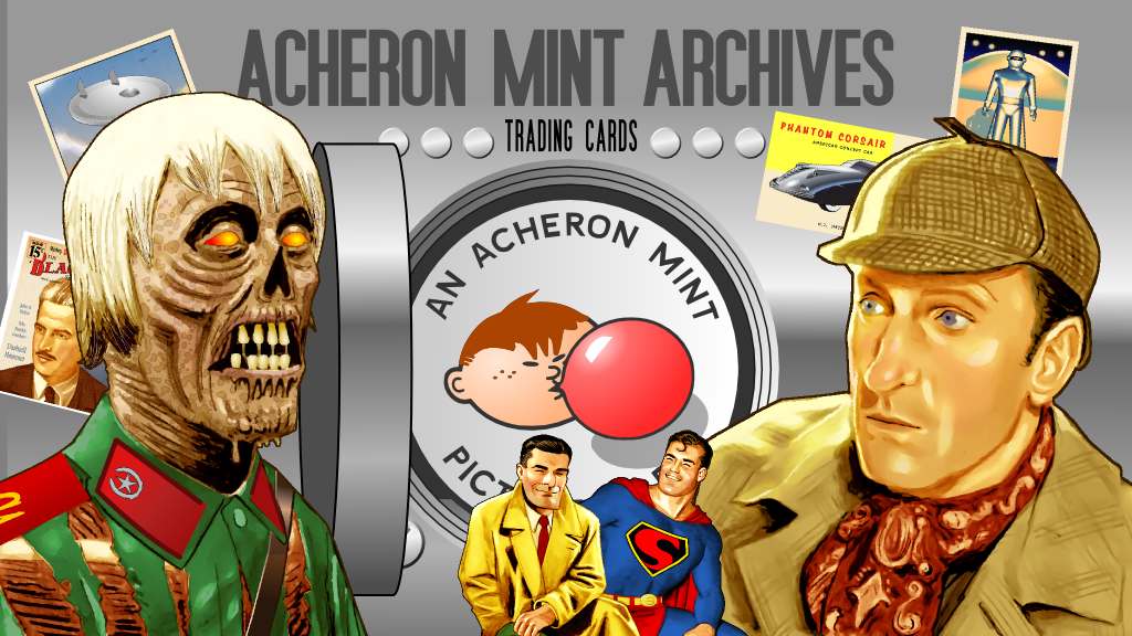 acheron mint archives trading cards by studio hades. Black Bedroom Furniture Sets. Home Design Ideas
