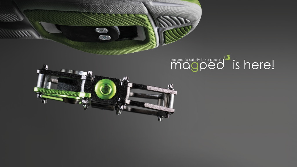 magped - magnetic safety pedals project video thumbnail
