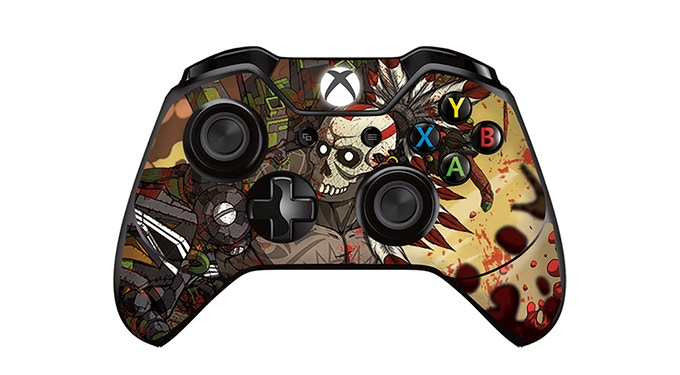 Xbox One controller - CHOP Limited Edition